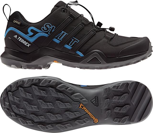 adidas TERREX Swift R2 GTX Zapatillas Hombre, core blackcore blackbright blue